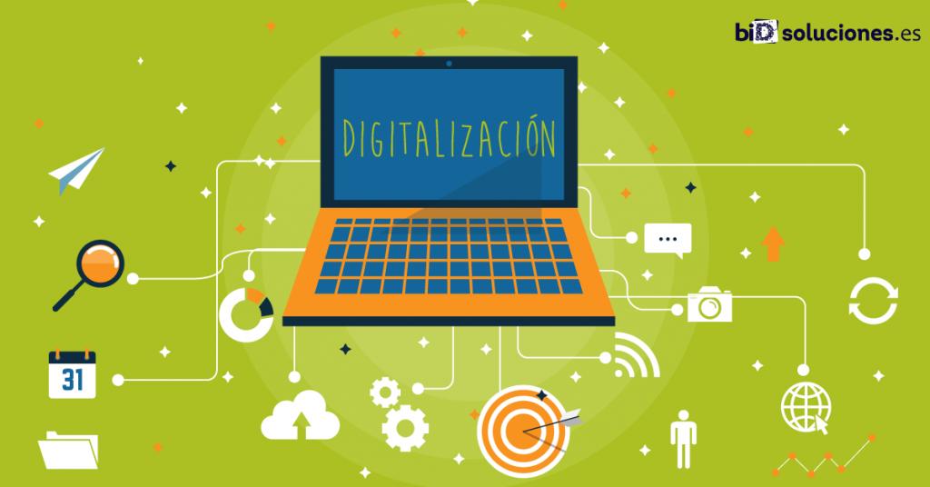 La importancia de la digitalización